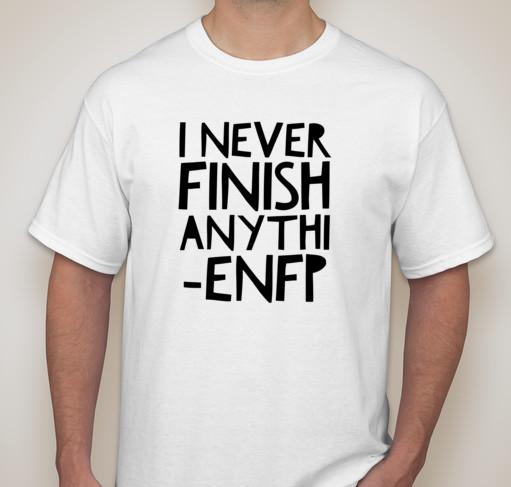 ENFP T-SHIRT DESIGN